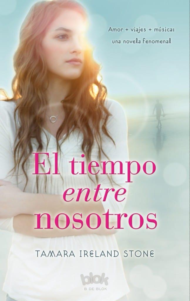 Stone T. Spanish cover TIME BETWEEN US1 647x1024 El tiempo entre nosotros!